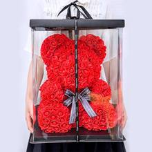 The Creative Artificial Flowers Bear