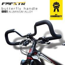 Рули для горного велосипеда 31,8 мм 620 мм алюминиевые дорожные рули для велосипеда