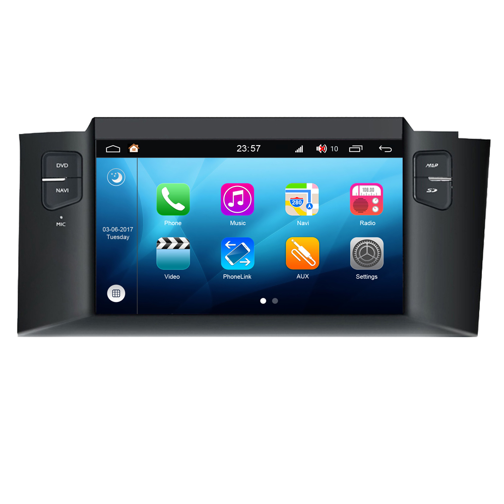 RoverOne Android 8 0 Car Multimedia System For Citroen C4