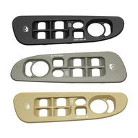 Hot Sale 3 Colors Car Master Window Switch Control Panel Bezel Fit For Dodge Ram 1500