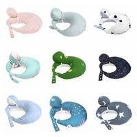 Nursing Pillow Multifunctional Baby Pillow Breathing Nursing Breastfeeding Pillow Waist Supporting Pad