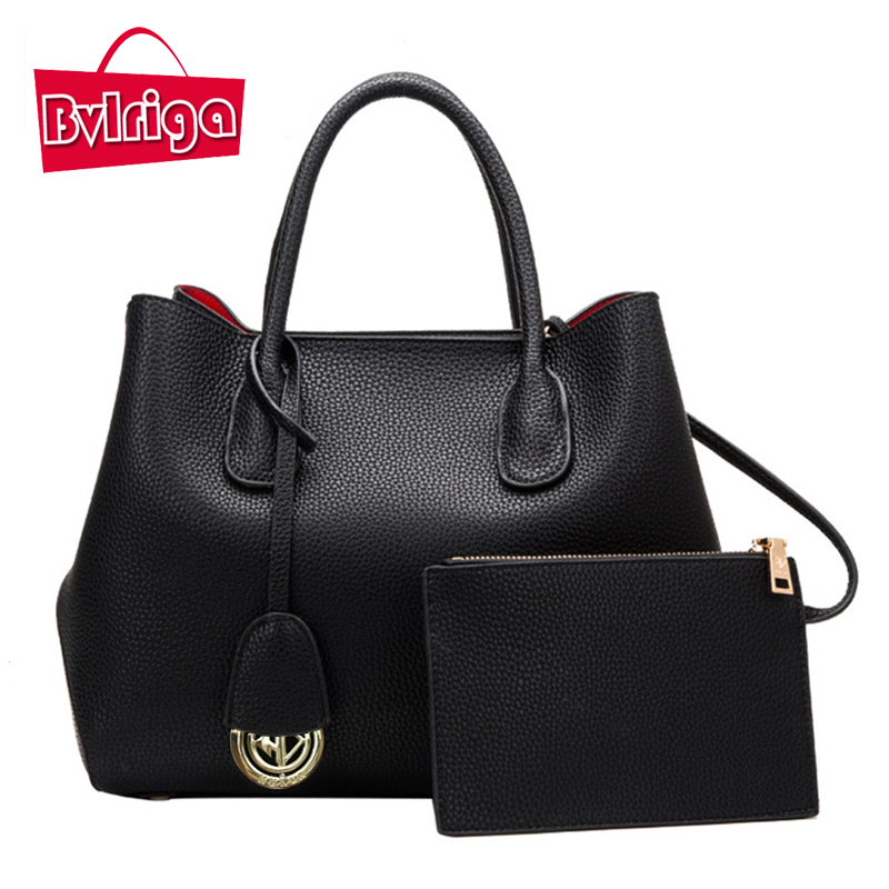 BVLRIGA Women Leather Handbags Luxury Handbags Women Bags Designer Bags Ladies H