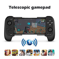 Brand New Multifunction Wireless Bluetooth Joystick Telescopic Joystick Gaming Controller for Smartphone Tablet PC Android IOS