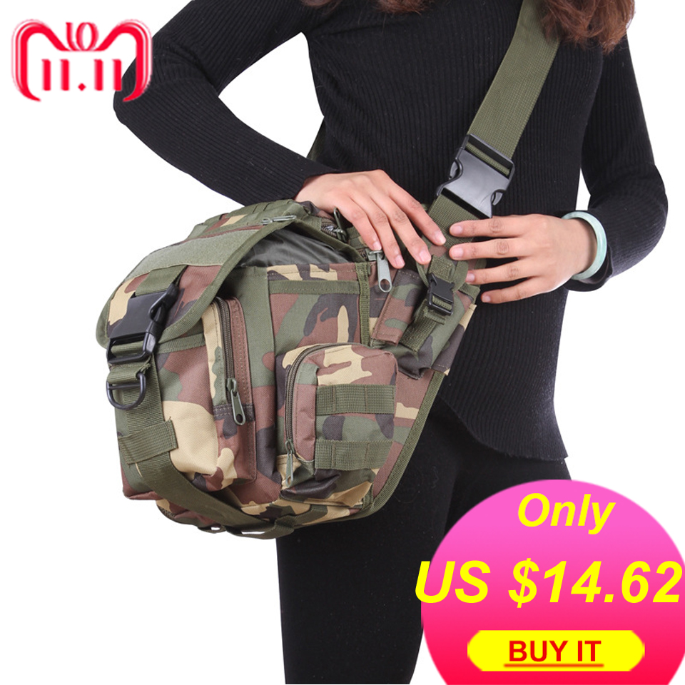 Tactical Military Outdoor Sports Bag Backpack Travel Molle Camouflage Camping Hiking Men Women Camera Climbing Bags Unisex hiking backpack sports camping travel climbing bags multifunction military tactical backpack army camouflage bags