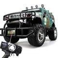 1:8 escala de control remoto rc coches suv Hummer modelo de vehículo off road gran tamaño : 58 * 30 * 32 cm