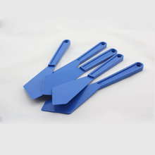 Free Shipping Car Wrap Tint Tool Plastic Chisel15.5cm Blue Handy Tool Film Squeegee II Special For Car Wrap Installing MO-98