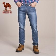 Camel Men s trouser 2016 Fashion Style Business Leisure Jean Male SX6316060