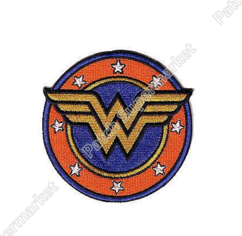 3 25 Mulher Maravilha Escudo Emblema De Ferro Em Remendos De D C