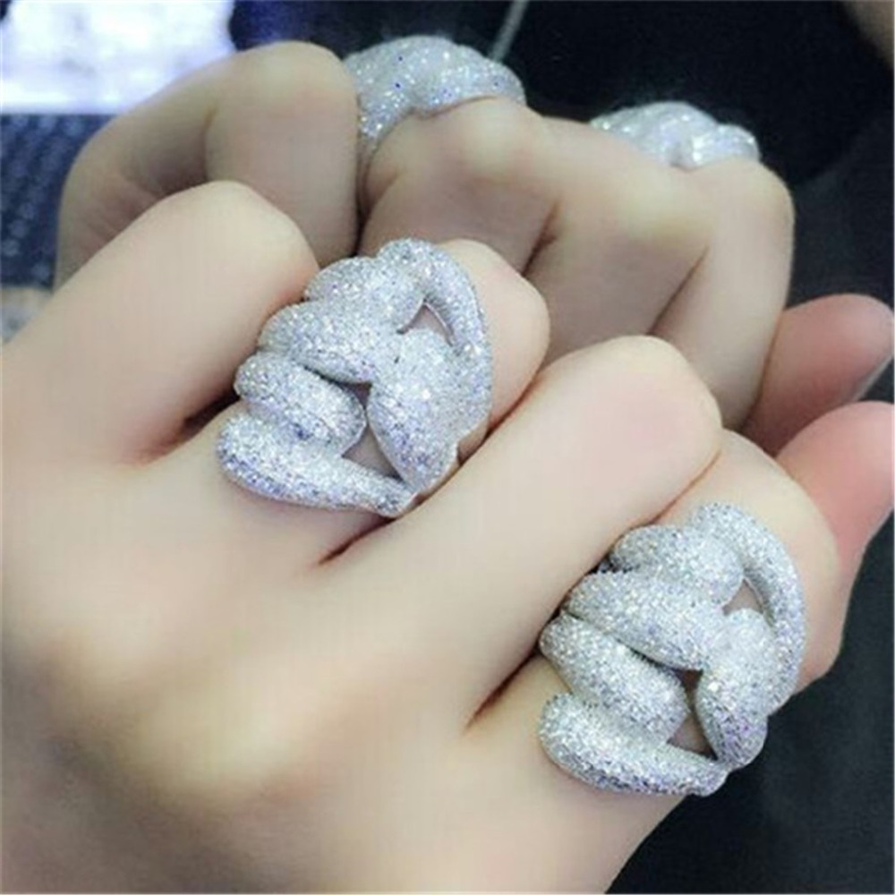 Silver Turkish Platinum: XA223 Luxury Designer Fashion 925 Sterling Silver Jewelry