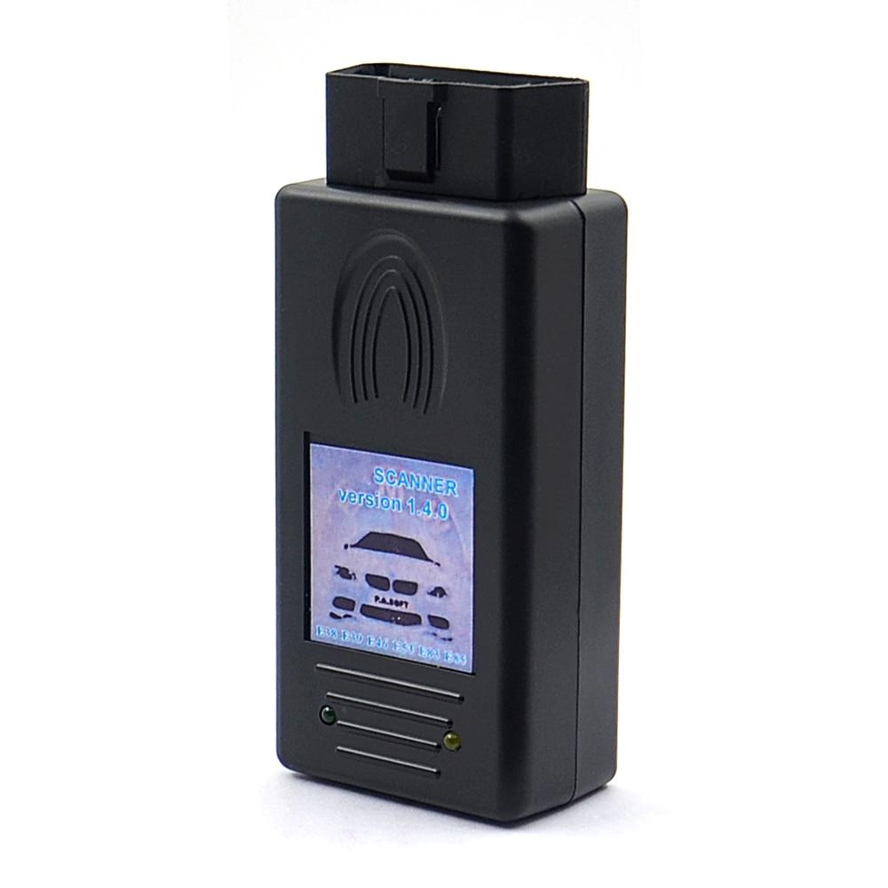 HTB1O8RIovImBKNjSZFlq6A43FXaR For BMW SCANNER 1.4.0 Diagnostic Scanner OBD2 Code Reader For BMW 1.4 USB Diagnostic Interface Unlock Version A++ Chip