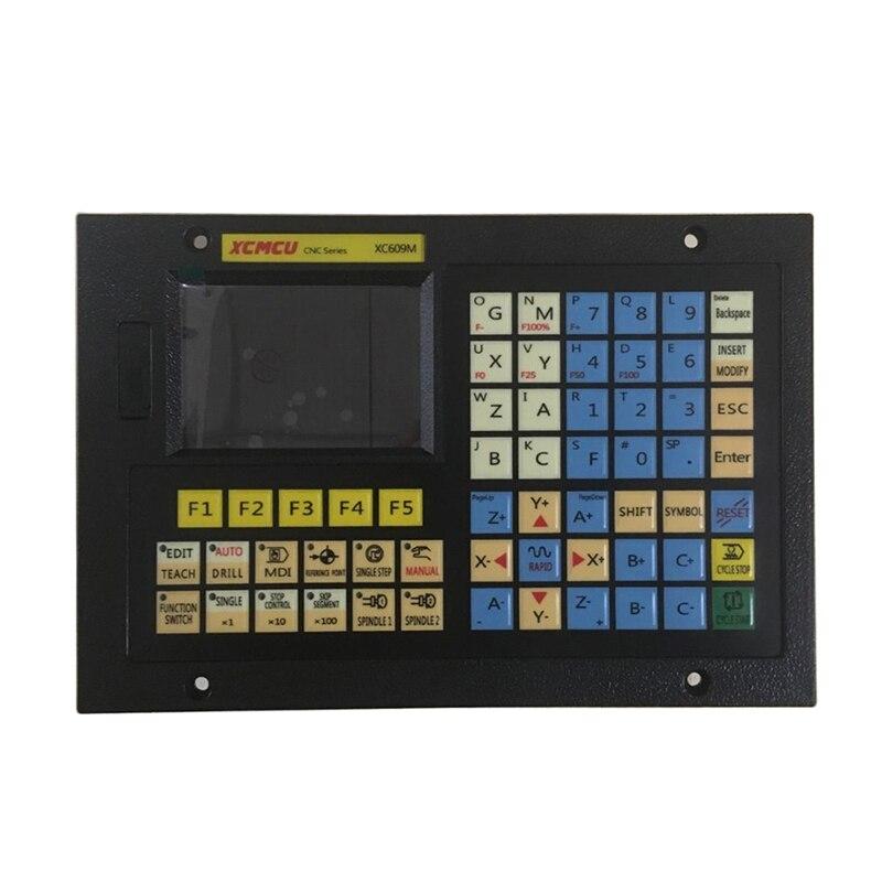 CNC XC609M unique 1 2 3 4 5 6 liens axe CNC système Divers machine application super fonction partie outils