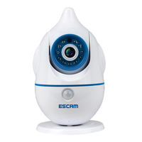 Escam Penguin QF521 Cheap 2 way audio security camera IP internet wireless baby video movement monitor camera wifi for baby room