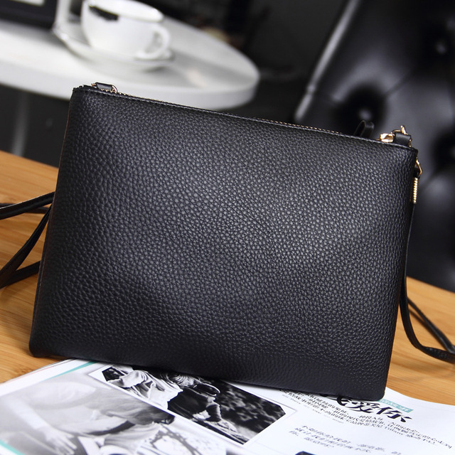 Women Crossbody Bags Small PU Leather Shoulder Messenger Bag For Mobile Phone Clutch Fine PU Leather Sling Bag 2