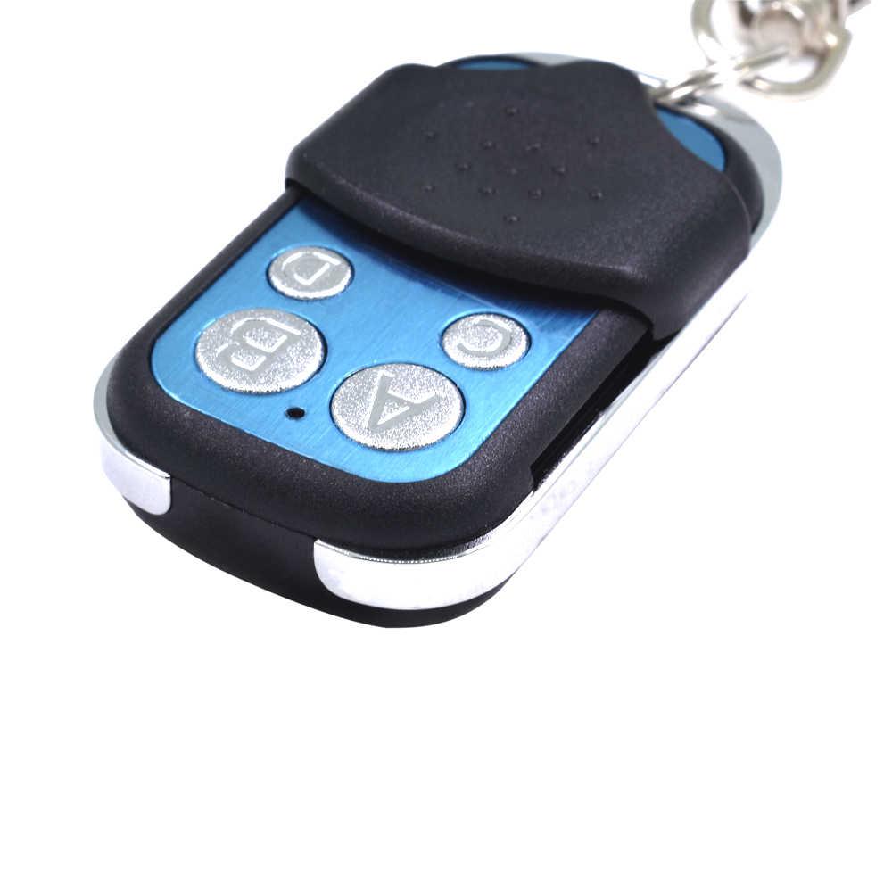 Sonoff 433Mhz Điều Khiển Từ Xa Wifi 4 Kênh Không Dây 433 Điều Khiển ABCD 4 Nút Công Tắc Chìa Khóa Thông Minh Smart Key Fob Dành Cho Sonoff t1/4CH/RF