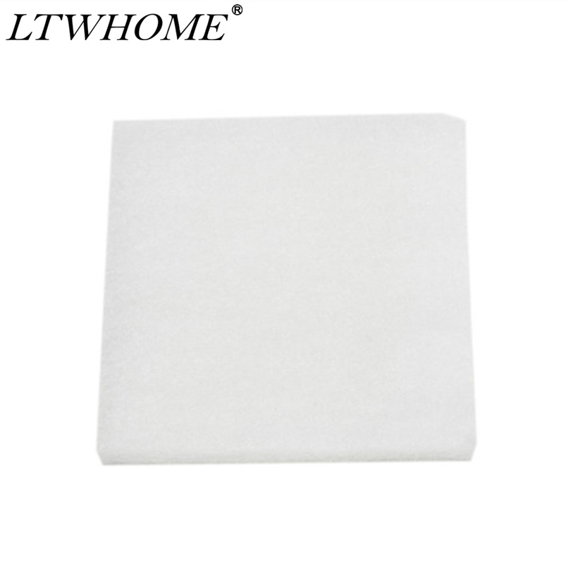 LTWHOME Compatible Poly Pads Suitable For Juwel Compact / BioFlow 3.0 Filters