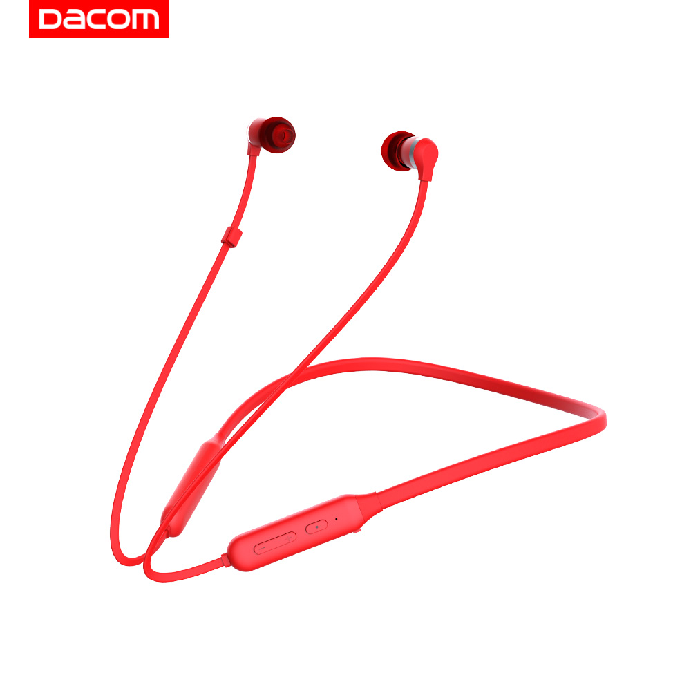 Dacom L06 Sport Wireless earpiece Bluetooth Headphone earphones with microphone for android phone iphone Headset earbuds