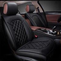 car seat cover seat covers for Mitsubishi outlander 3 xl pajero V73 V93 V95 V97 2 3 4 full sport