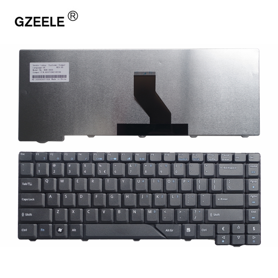 New Us Keyboard For Acer Aspire 4210 4220 4520 4710 4720