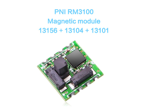 Image 2 - WitMotion RM3100 Military grade Magnet Field Sensor,High Precision Magnetometer,Digital Electronic Compass for Arduinos and More