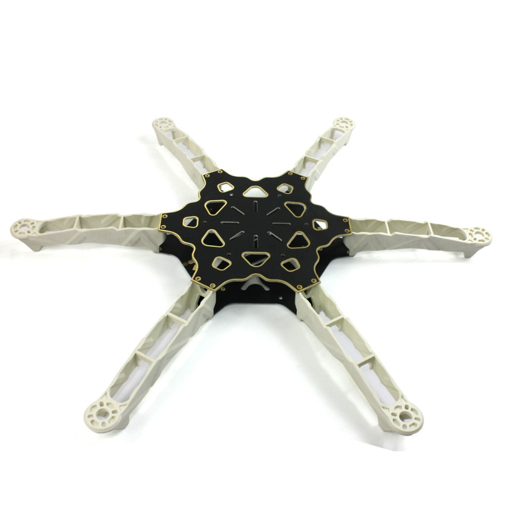 Enchanting Hexacopter Frame Crest - Picture Frame Ideas ...