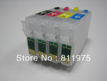 IC69 IC4CL69 L ICBK69 ICC69 ICM69 ICY69 Refillable ink cartridge For Epson PX-405A /PX-045A/ PX-435A/PX-535F/PX-105 printer фото