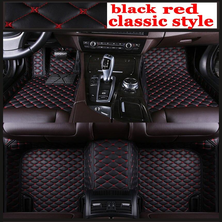 """""""custom Auto Vloermatten Gemaakt Voor Toyota Land Cruiser 200 Prado 150 120 Highlander Fj Crusier Case Tapijt Liners (2007- Klanten Eerst"""