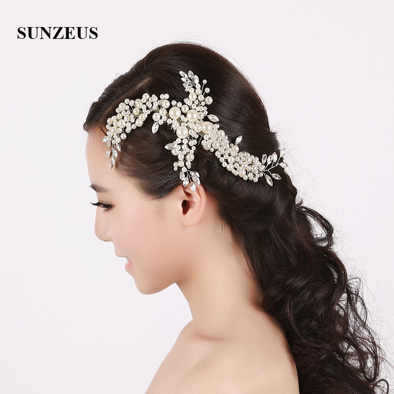 Wedding Hairstyle With Headband: Aliexpress.com : Buy Handmade Bridal Headband 2018 Newly