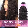 Malaysian Deep Curly Human Hair 10a Unprocessed Virgin Hair Extensions Malaysian Curly Hair 4 Bundles Kinky Curly Virgin Hair