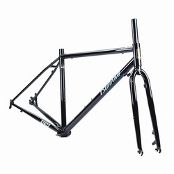 TSUNAMI Road Bike 700C 4130/520 stalowa rama roweru turystycznego mechaniczny hamulec tarczowy 43/47/50