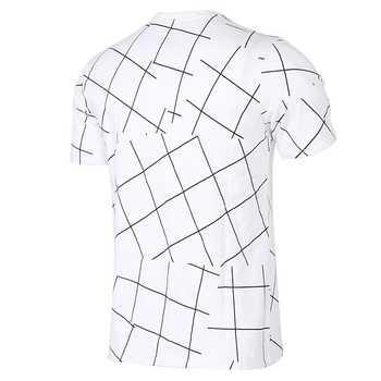 Original New Arrival 2018 NIKE AS M NSW TEE AF1 Men\'s T-shirts short sleeve Sportswear
