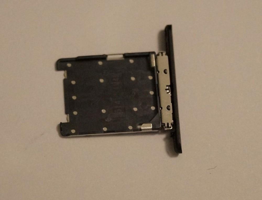 Original for Nokia Lumia 720 Simkartenhalter, Sim Card Holder Tray, Schwarz, black