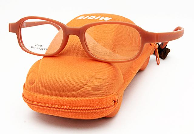 """"""" Micra """" очки и аксессуары углепластик очки рама дети очки гибкий óculos дети с чехол"""
