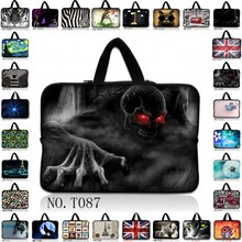 "New 12"" Laptop Sleeve Bag Case for 11.6"" Dell alienware m11x Samsung Chromebook / 11.6"" Macbook Air, Acer Aspire One(China)"