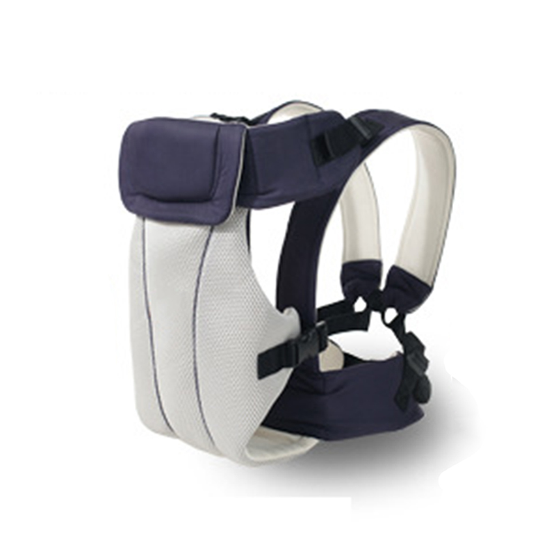 2017 Organic Cotton Ergonomic Baby Carrier, Adjustable Front Facing Sling with Baby,Portable Multifunctional Kid Carrier