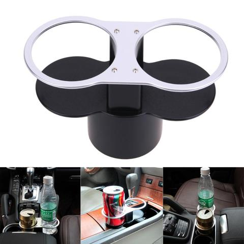 Double Hole Car Cup Holder / Drinks Holders Automotive Mount Holder Stand Karachi