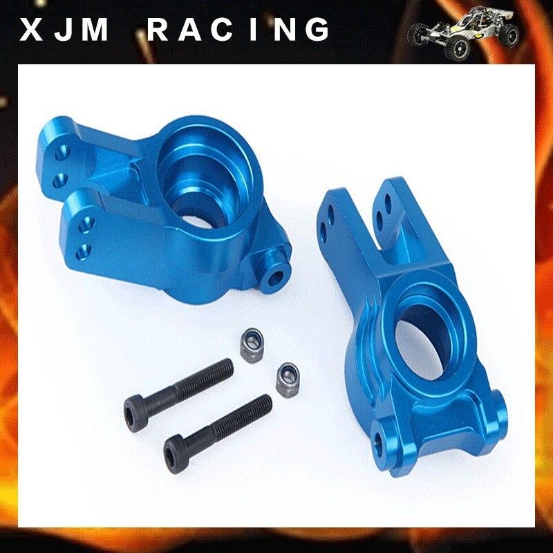 Oyuncaklar ve Hobi Ürünleri'ten Parçalar ve Aksesuarlar'de CNC Metal arka tekerlek rulman seti fit rovan LT losi 5ive T parçaları'da  Grup 1