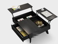 Multi functional lifting table. Fold the tea table. Storage table, tea table