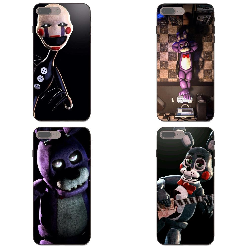 Sfm Fnaf Animatronics Black For Xiaomi Redmi Note 2 3 4 4A