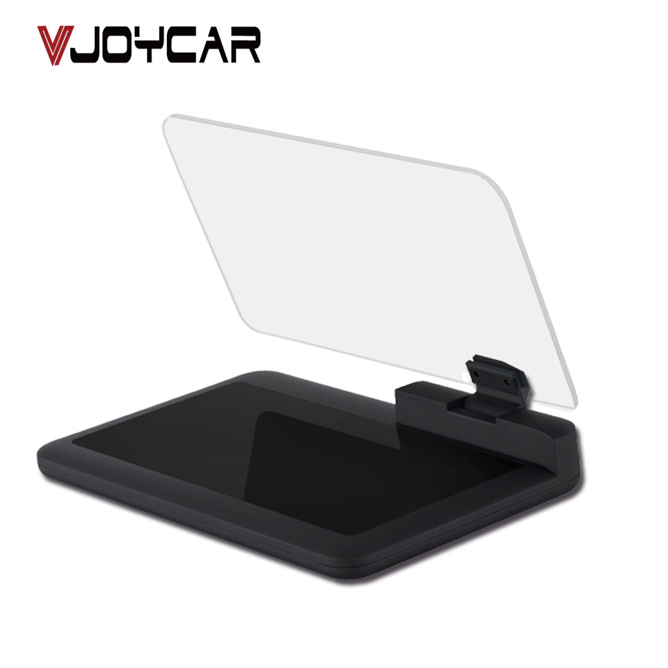 Universal Car Windscreen Projector Hud Head Up Display Universal Mobile Phone Holder Car Speedometer Projector Stand Navigation