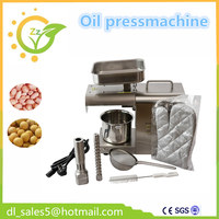 New Home Automatic Oil Press Machine Commercial Grade Oil Extraction Expeller Presser Stainless Steel