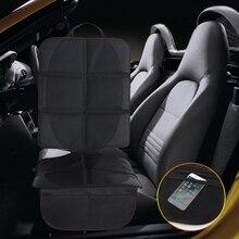 Универсальный автокресло Охватывает Антипробуксовочная Защитник автокресло Подушка коврик для передних сидений