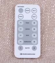 Genuine Lenoxx DURABRAND Remote Control  Home Theater System HT3918