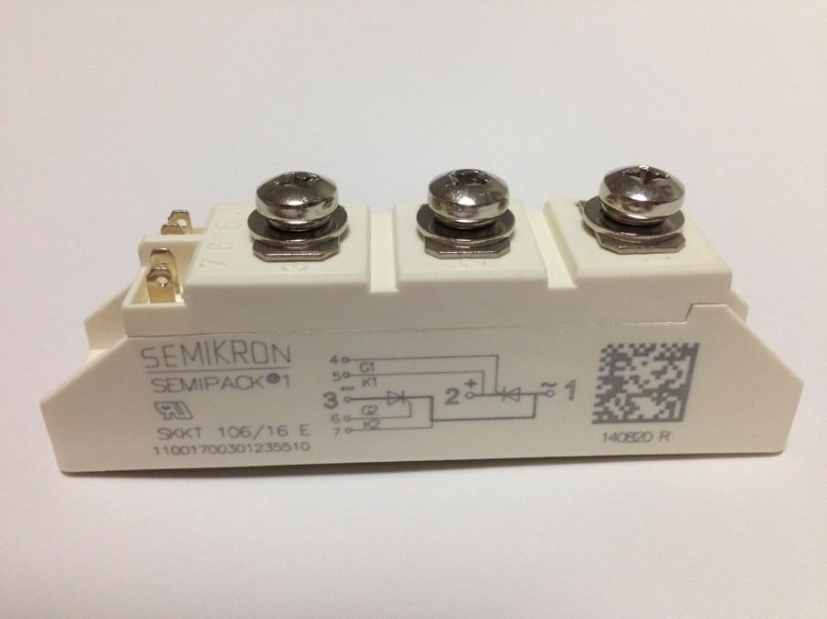 Thyristor Module SKKT106/16E 106A skkt132 18e skkt132 16e skkt132 14e skkt132 12e module