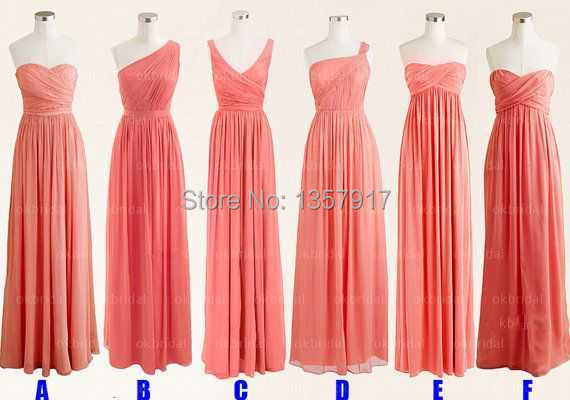 Cheap Wedding Dresses With Color: Popular Bridesmaid Dresses Free Shipping-Buy Cheap