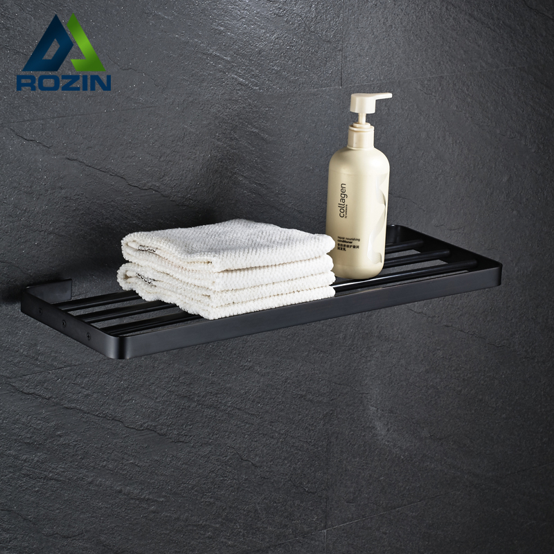 Blackened Bronze Bath Towel Racks Wall Mounted Fixed Towel Rails Rack Shelf Modern Brief Design термопот gastrorag dk wb 30
