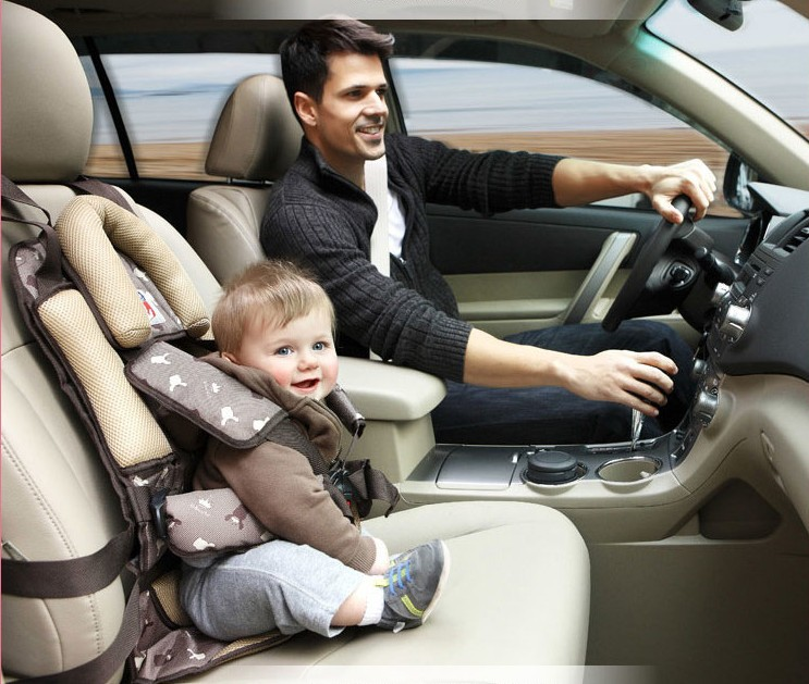 free shippinghigh quality baby car seat portablechild safe car seat kids safety car