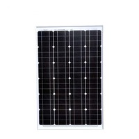 TUV Panneau Solaire 12v 60w Monocrystalline Battery Motor Solar Camping Caravaning Car Boats And Yachts Motorhomes Phone LED