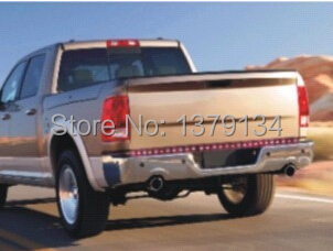 Free shipping 60 red white led tailgate tail lights back up light free shipping 60 red white led tailgate tail lights back up light bar strip pick up truck in car headlight bulbsled from automobiles motorcycles on aloadofball Image collections
