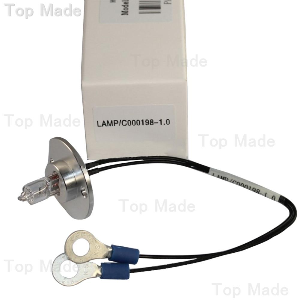 5pcs Halogen Lamp MINDRAY JM12V20W BS200 BS220 BS280 BS320 BS380 BS390 BS400 BS420 BS480 BS800 BS820 12V 20W Bulb