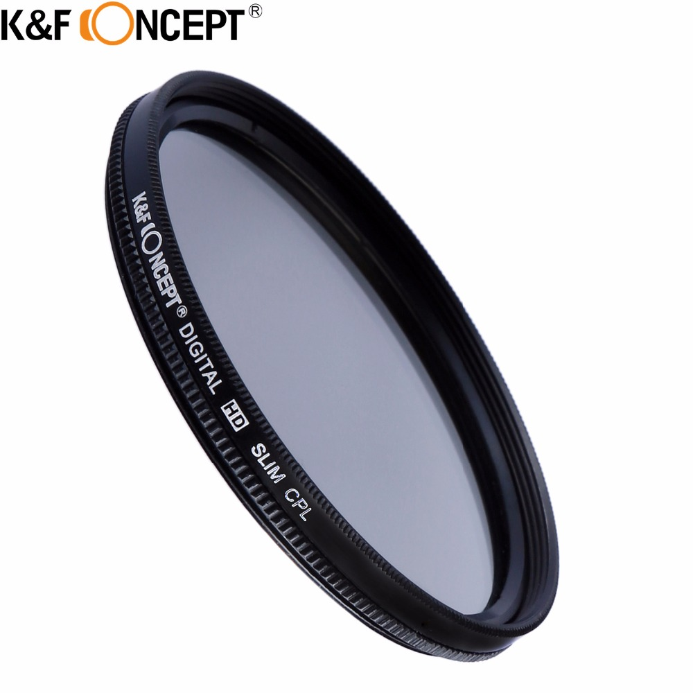 K&F CONCEPT 52/58/62/67/72 / 77mm UV CPL FLD ND2 ND4 ND8 6PCS Kit de - Cámara y foto - foto 5